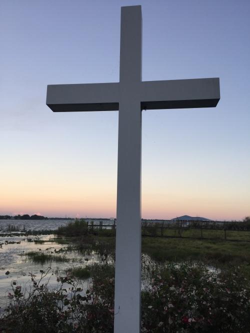 La cruz del Lago Jackson