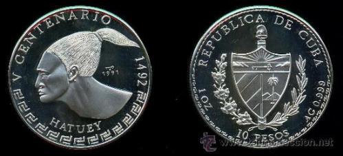 hatuey moneda