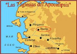 IGLESIAS DE APOCALIPSIS