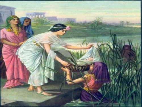 la hija del faraon