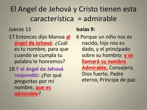 angel de jehova