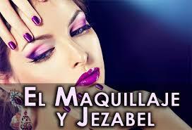 Jezabel maquillaje 2