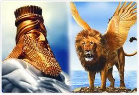 daniel el leon con alas